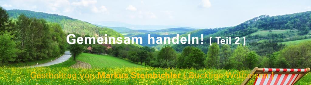 [ Blog ] Wirtschaftsplattform, Steinbichler